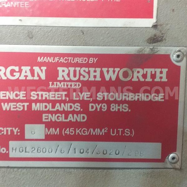 Morgan & Rushworth Guillotine
