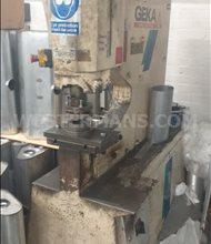 Geka 55/E-500 Hydraulic Punching machine