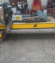 ESAB  Eagle 3000 CNC with 2 x 600 ESP and Plasmarc 360