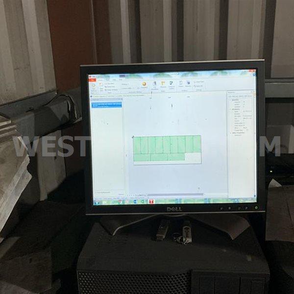 Ermaksan EPL 2040 CNC Plasma & Hypertherm MaxPro & EDGE Pro