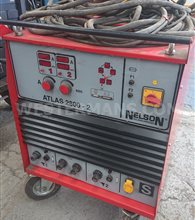 Nelson  Atlas 2800 -2 Drawn Arc Stud Welder