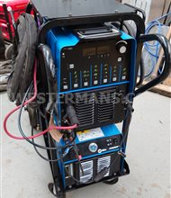 Miller Dynasty 300 DX AC DC TIG welding machine