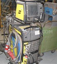 ESAB Mech-tig 4000i orbital welding system