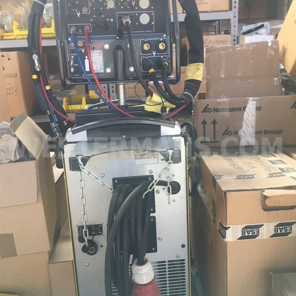 ESAB Mech-tig 4000i orbital welding system new and used power source
