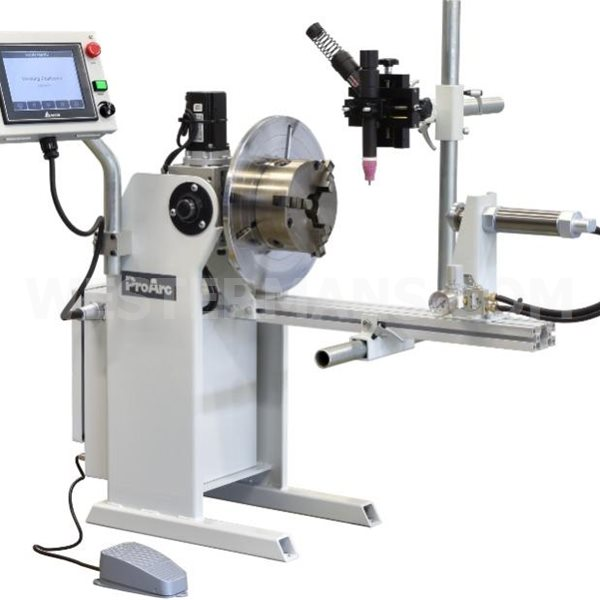 Proarc PT-500s ServoArc positioner with HMI