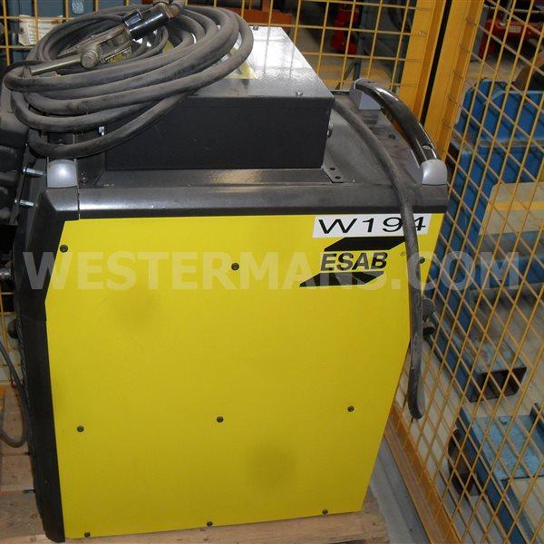 ESAB Mig 5000i Aritso Mig with U8 controls