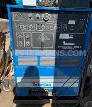 Miller Interlas Syncrotig 375p AC/DC TIG welder