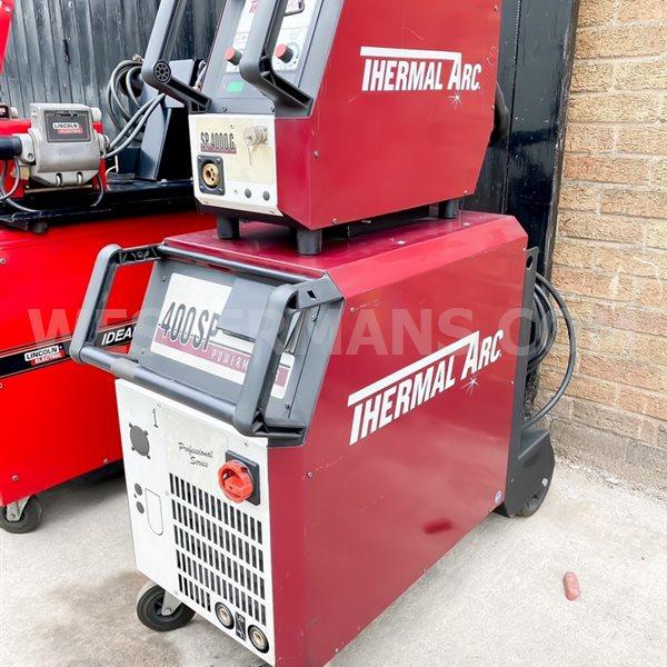 Lorch PowerMaster  Thermal Arc  Plus 400SP MIG welding machine