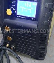 SifWeld TS200 AC/DC 200 amp TIG Welding Inverter