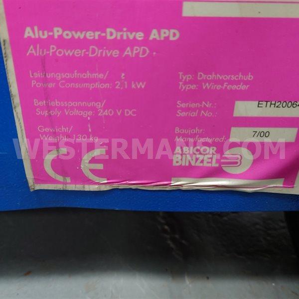 Binzel ABICOR Alu Power Drive APD MF