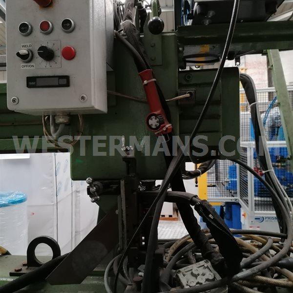 Bode  2HWS 8-79 Longitudinal Seam Welder