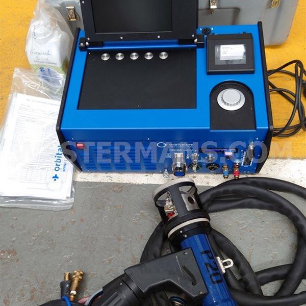 Orbitalum Orbimat 165 CA with P20 Tube to Sheet