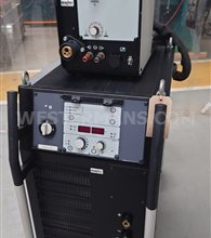 EWM Taurus 551 Basic FDW MIG Power Source, Water Cooled with Wire Feed