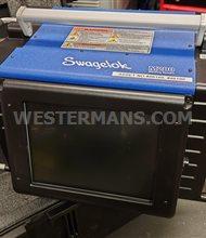 Swagelok M200 power source with Micro Weld Head SWS-4MFH-B