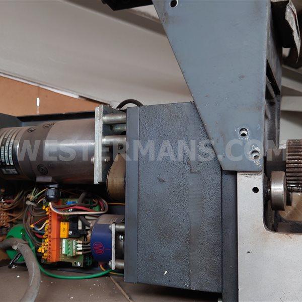ESAB CNC motors and gear box m642/T