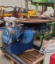 Bode 1 ton Welding positioner, variable speed power tilt
