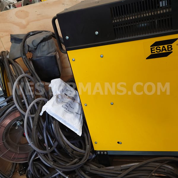 ESAB  A2 Tractor and LAF1001 with PEK Controls  unused still boxed