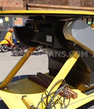 Bode VP60 3 ton welding positioner