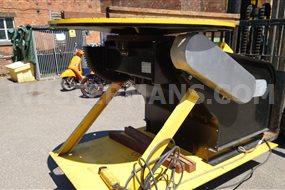 Bode  vp 60 3 ton  welding positioner