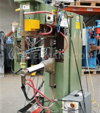 Sciaky AS50 50kva Spot Welder just arrived