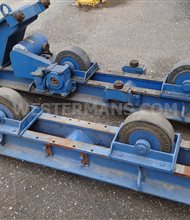 Bode CR60 welding rotators 3 ton