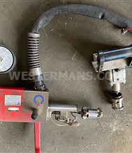 Polysoude  PS406-2 Orbital TIG Power Source with TS2000 Weld Head