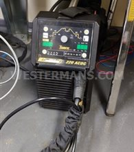 Victor Thermal Arc ArcMaster 220 AC/DC TIG Inverter -as new