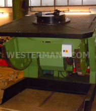 10 ton welding positioner hire only with or with out slip rings