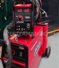 Lincoln 425S Powertec Mig Welder with Wire Feed water cooled