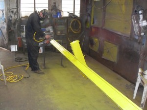 ESAB UXB Refurbishment Process