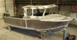 Aluminium Boat Building