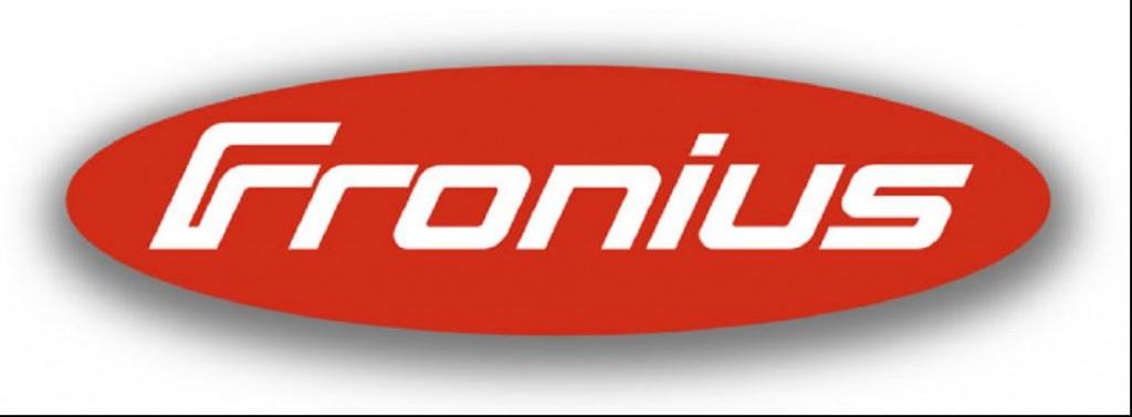 fronius welding logo