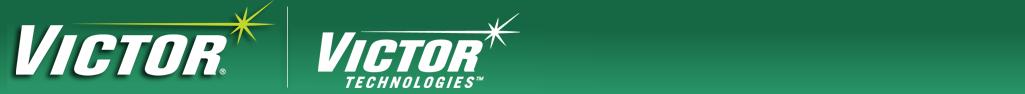 Victor gas logo