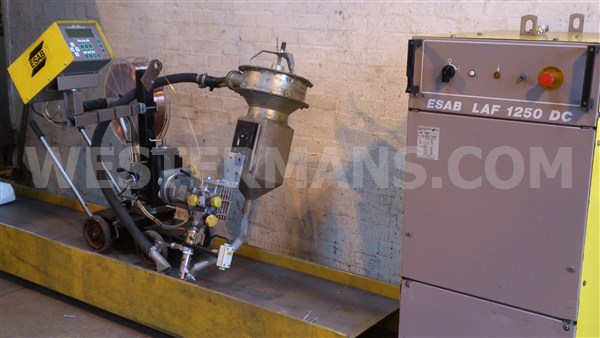ESAB A6/A2 SAW Seam Welding Packages