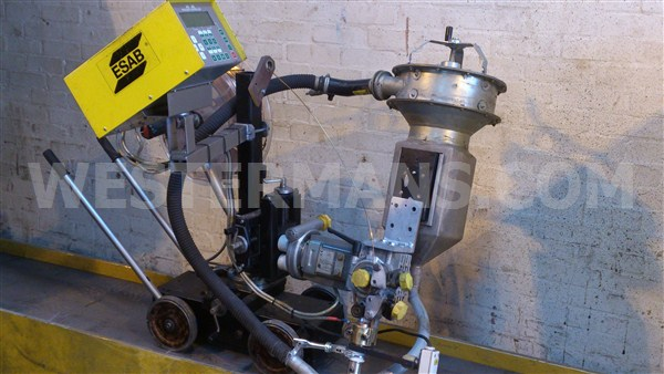 ESAB A6 A2 SAW Package 2