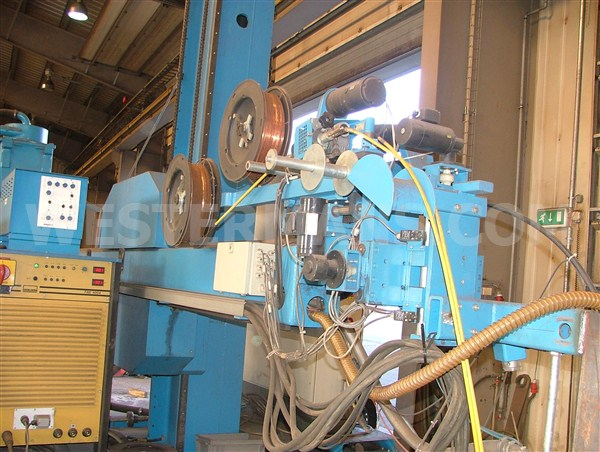 Oerlikon Flux Beam Welder 2