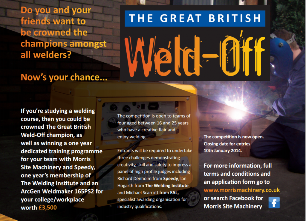 The Great British Weld Off