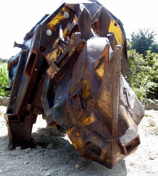 Django Skip Rhino by Alan Williams