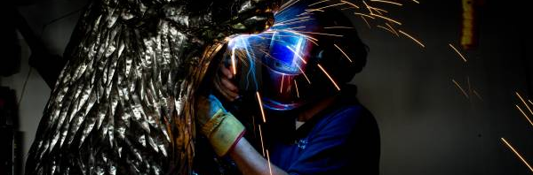 Welding Showcase – Michael Turner shares his story