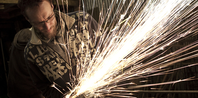 Welding Showcase – Alan Williams shares his story