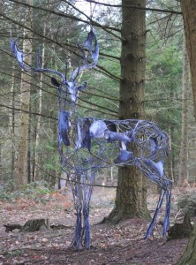 Buck sculpture David Freedman