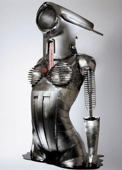 Desoto rising sculpture by Greg Brotherton