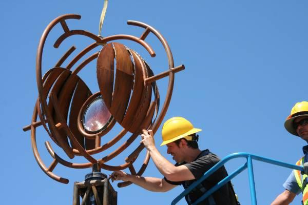 Greg Brotherton Sculpture