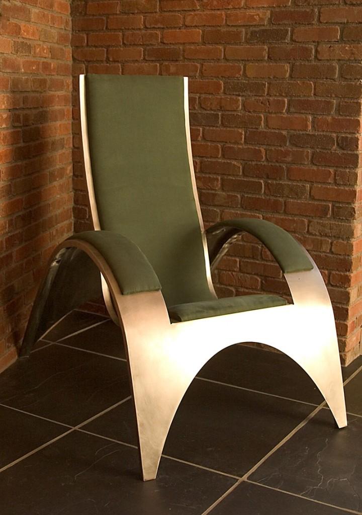 Ben Roth Steel Flex Chair
