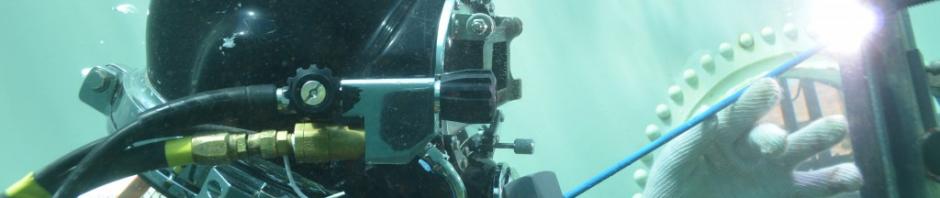 Is under water welding dangerous?