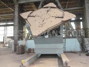 Castumag 25 ton Positioner