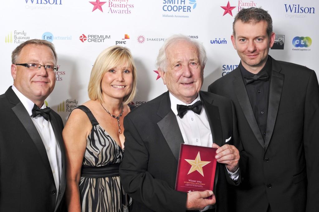 Award Team Photo