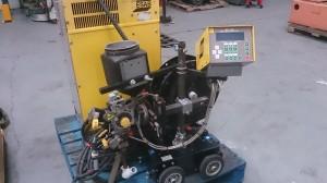 ESAB A2 saw tractor