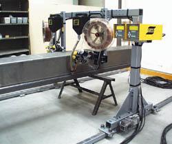 ESAB Mechtrac Sub Arc System