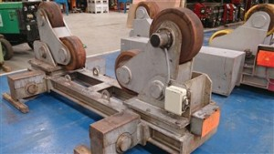 Used Self Aligning Pipe Rotators 100 ton